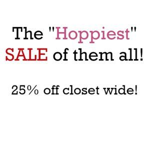 "The ""Hoppiest"" SALE of them all!"